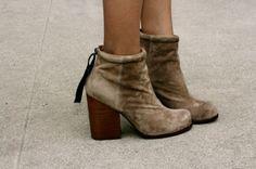 Topuklu Bot Modelleri 2013 Yazlık Kalın Topuklu Ayakkabı Modelleri