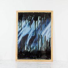 Pintura abstracta, Caminar entre las sombras, 2009 | Antic&Chic