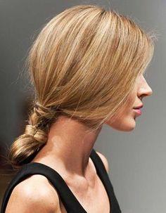 slipknot ponytail