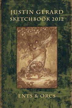 Sketchbook 2012: Ents & Orcs | Muddy Colors Muddy Colors800 × 1200Search by image Sketchbook 2012: Ents & Orcs