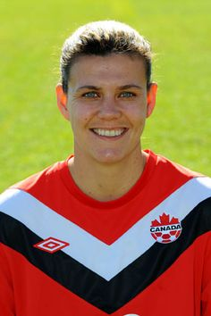 About Christine Sinclair