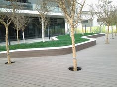 Rusteak decking with custom finishes