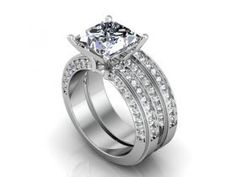 Custom Diamond Rings in Dallas Tx : Wholesale Diamonds and custom diamond rings in Dallas, Texas.  972-750-0300