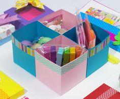 Cajas scrapbook - Plantillas de cajas Container, Diy, Pink, Colorful Birthday, Birthday Box, Cards, Bricolage, Do It Yourself, Fai Da Te