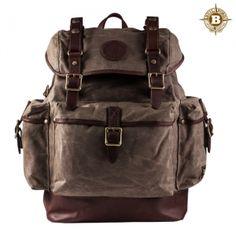 [Builford] Classic Backpack-Dark Oak