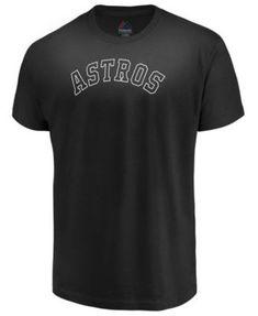 568a0b519 Majestic Men s Carlos Correa Houston Astros Tuxedo Pack Player T-Shirt -  Black M
