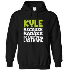 (BadAss) KYLE T-Shirts, Hoodies (39$ ===► CLICK BUY THIS SHIRT NOW!)