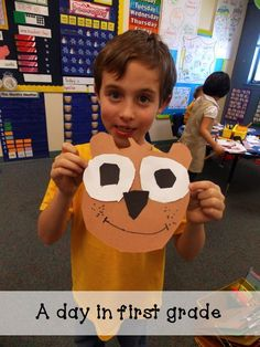 Super cute and fun Groundhog Day activity! My class LOVED this!!