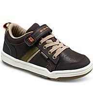 Made2Play® Kaleb Sneaker, Brown Suede