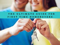 THINKING ABOUT BUYING YOUR FIRST HOME? Become a more informed and prepared buyer than your competition. This booklet will show The post THE ULTIMATE GUIDE FOR THE FIRST TIME HOMEBUYER – DOWNLOADABLE appeared first on  .