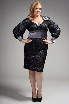 The Zina Dress | Plus Size Dresses | OneStopPlus