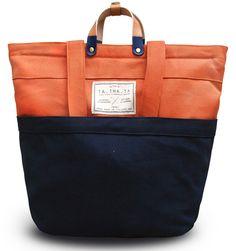 Ta.Tha.Ta Swift /// convertible backpack bag /// colour brick