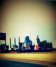 Downtown Kansas City, Missouri ♥