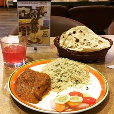 #Iftaar #After #Namaaz at #OliveAndHoney #Fast #Food & #Dine #In #Restaurant #KoheFiza #Bhopal #awesome #amazing #butter #chicken #rice #salad #tandoori #roti #sharbat #delicious #instapost #sfmworldpost #photooftheday #food