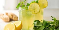 A Historical Overview of The Master Cleanse - We Juice It Up Reduce Tummy Fat, Homemade Ginger Ale, Master Cleanse Diet, Water Retention Remedies, Healthy Balanced Diet, Lemon Diet, Detoxify Your Body, Mint