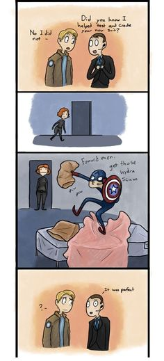 I love Coulson so much!!
