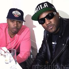 Nas-Young Jeezy Young Jeezy, Damian Marley, Hip Hop Instrumental, Funny Tattoos, I Love Music, Aretha Franklin, Hip Hop Rap, Wedding Humor, Male Beauty
