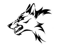 Image result for wolf designs