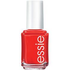 essie nail color polish, geranium 0.46 fl oz (540 RUB) ❤ liked on Polyvore featuring beauty products, nail care, nail polish, nails, makeup, beauty, accessories, essie nail color, formaldehyde free nail polish and essie