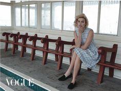 Vogue AW14-Enduring Love Editorial