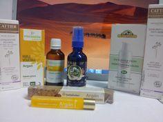 Selección de productos a base de aceite de argán en los que confío.