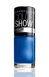 Color Show in Navy Narcissist.