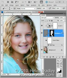 Photoshop: High Pass Softening - Digital Photography School | Photography - Tips - Tutorial
