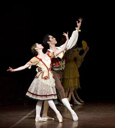 Boston Ballet Don Quixote by Gene Schiavone