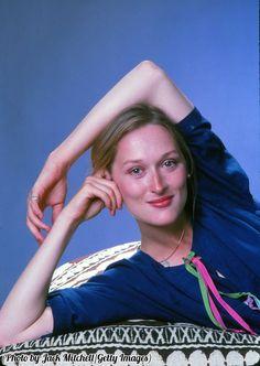 Meryl Streep Photo by Jack Mitchell