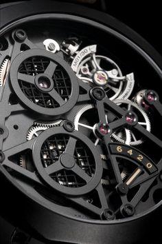 Panerai Radiomir Tourbillon GMT Ceramica 48mm Lo Scientziato Watch | aBlogtoWatch