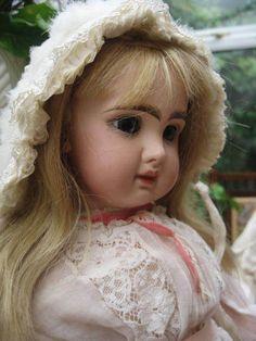 Antique Juneau doll