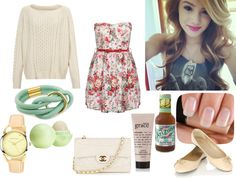 """""""floral"""" by maisierh on Polyvore"""