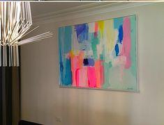 Sold Paintings 'in situ' / kirstenjackson