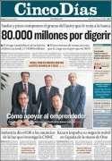 DescargarCinco Dias - 19 Mayo 2014 - PDF - IPAD - ESPAÑOL - HQ