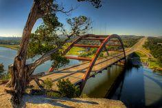 Pennybacker Bridge - Austin, TX