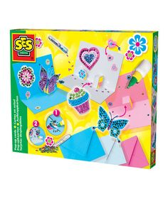 Take a look at this Pop-Up Card Making Kit by SES Creative on #zulily today! $14 !!
