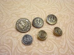 BLAZER Buttons God Is Our Hope Sewing Quilting by SoraCreations,