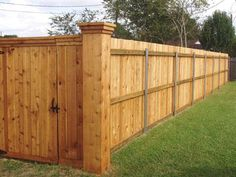 images of beautiful fences | How to Protect and Preserve Your Property Wooden Fence