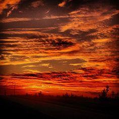 #Georgia sunrises are good for the soul!