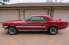 Ford : Mustang California Special 1968 Mustang Cal - http://www.legendaryfinds.com/ford-mustang-california-special-1968-mustang-cal-2/