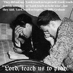 "They did not say, 'Lord, teach us to preach'; Lord, teach us to do miracles,' or 'Lord, teach us to be wise'…but they said, 'Lord, teach us to pray.'"" ~Billy Graham  #Prayer #Pray #God #BillyGraham #Christianity #Church #Bible"