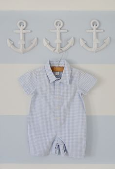 Project Nursery - Wall Anchor Hooks from Pottery Barn Kids