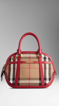 The Small Orchard in Sartorial House Check | Burberry