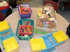 Demonstration Classroom Sharing: Math Inquiry Centres