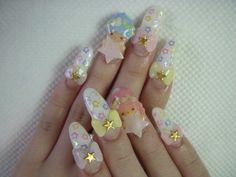 Amazing 3d Nails