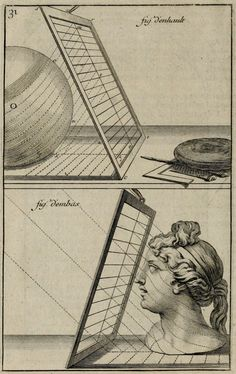 Practicing Perspective - Universal Method Plates circa 1653 by Abraham Bosse     http://ctgpublishing.com/tag/abraham-bosse/