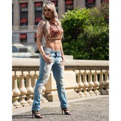 Calça Jeans Not my Boyfriend   . Fashion  Fitness ~ More than a brand, a lifestyle. // We Ship Worldwide www.labellamafia.com.br