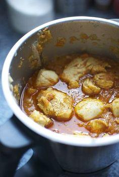 Curry de pollo al estilo Madras, receta de la India con Thermomix « Thermomix en el mundo