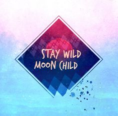 Stay wild moon child (Summer) by Lostfog Co. Stay Wild Moon Child, Tattoos For Kids, Summer Prints, Summer Art, Tatoos, Art Prints, Children, Creative, Image