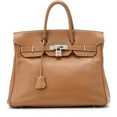 Pre-owned Hermes Satchel ($6,989) ❤ liked on Polyvore featuring bags, handbags, bolsas, apparel & accessories, satchels, wallets & cases, square purse, accessories handbags, genuine leather handbags and hermes purse